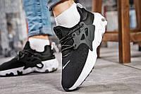 Кроссовки женские Nike React, Найк черные, Кросівки Найк.