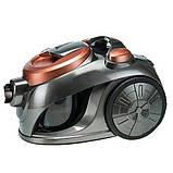 Колбовый пылесос Kassel 50280 ( 3000W ) без мешка, для сухой уборки, бытовой, для дома, фото 6