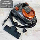 Колбовый пылесос Kassel 50280 ( 3000W ) без мешка, для сухой уборки, бытовой, для дома, фото 3