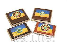 Портсигар Украина
