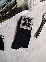 """Носки мужские  """"Житомир"""" размер 41-45, цвет черный"""