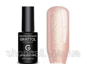 Grattol Color Gel Polish LS Onyx 16