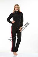 Женские трикотажные спортивные костюмы пр-во Турция   FM15950 Black