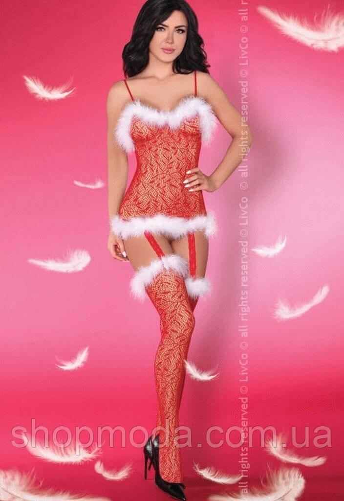 Catriona Christmas боди-комбинезон Livia Corsetti Fashion