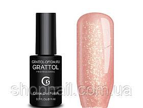 Grattol Color Gel Polish LS Onyx 22