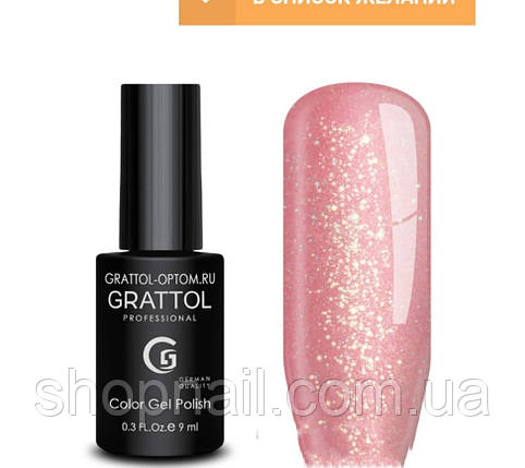 Grattol Color Gel Polish LS Onyx 23, фото 2