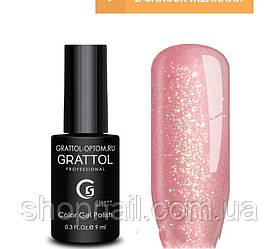 Grattol Color Gel Polish LS Onyx 23