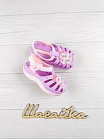 Босоножки сандалии 17-22 (13,5-16 см) детские на девочку Большемерят, фото 1