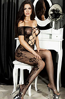 Эротическое белье. Сексуальный комплект Эротический боди-комбинезон Corsetti АURA ( 46  размер  размер M )