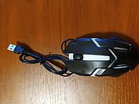 Мышка игровая  проводная  CM 818