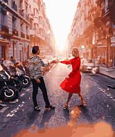 Картины по номерам - Свидание в Париже GX29262