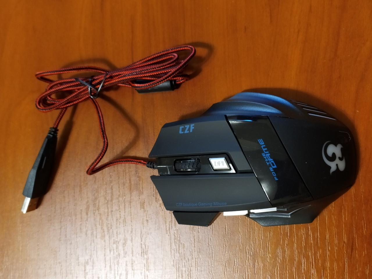 Мышка A50 проводная  игровая