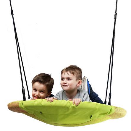 Гойдалки для дітей Гніздо лелеки до 150 кг KBT 196.002.011.001, фото 2