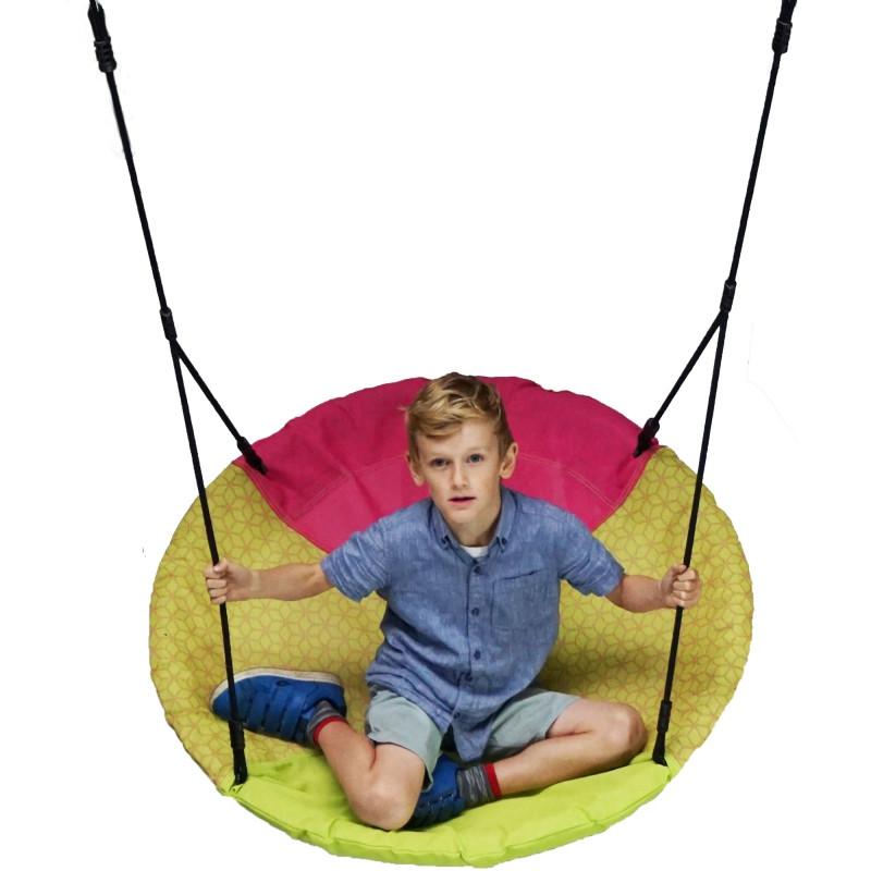 Гойдалки для дітей Гніздо лелеки до 150 кг KBT 196.002.011.001