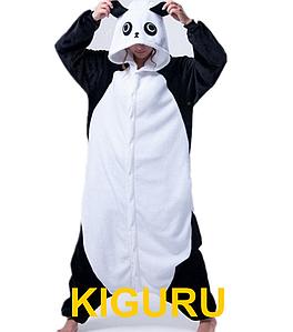 Аниме костюм кигуруми панда