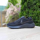 Чоловічі кросівки в стилі NIKE Air Max чорні, фото 10