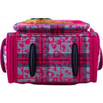 Рюкзак для девочки Winner розовый с совой + пенал 2038k, фото 3