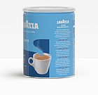 Кофе молотый Lavazza Caffe Decaffeinato без кофеина 250 г в жестяной банке, фото 3