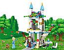 """Детский конструктор JVToy """"Сад для принцессы"""" (серия Принцессы), фото 3"""
