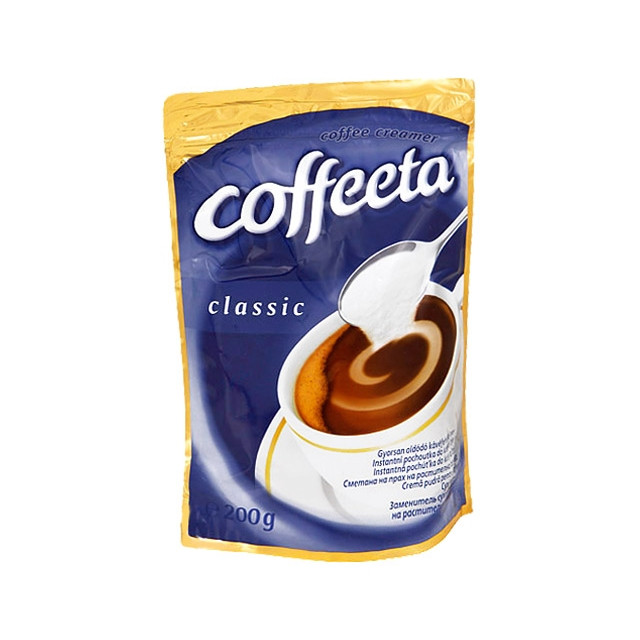 Сливки сухие для кофе Coffeeta Classic 80 грамм