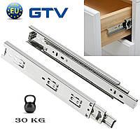 Телескопические направляющие GTV  PK-0H45500GX   h-45мм, L-500мм  , к-т.