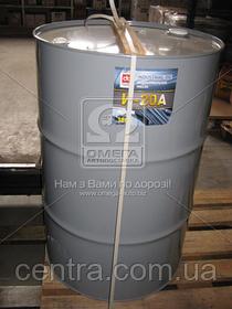 Масло индустриальное  И-20A (Бочка 205л /180кг) 4102913006