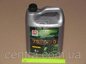 Масло трансмисс.  SAE 75W-90, API GL-5 (Канистра 4л) 4102981308