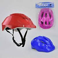 Шлем защитный детский С 29759 (40)  цвета