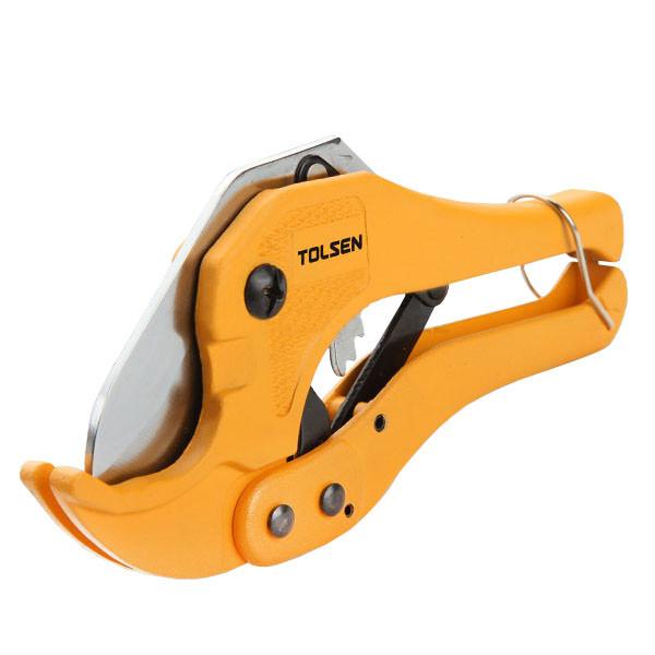 Ножницы для резки ПВХ труб Tolsen 200 мм (33000)