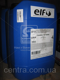 Масло трансмисс. ELF Tranself EP 80W-90 (Бочка 20л) 127854