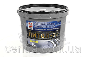 Смазка Литол-24 (Ведро 10л/9кг)  4102927339