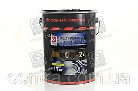 Смазка Литол-24 (Ведро 17кг)  4102927338