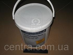 Смазка ступичная ECO-LI 91, 5 кг (пр-во BPW) 02.1040.31.00