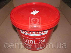 Смазка AZMOL Litol-24 GOST 4,5кг 48021126757