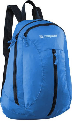 Легкий, складной городской рюкзак 20 л. Caribee Fold Away 20 Bue, 922210