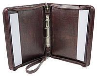 Папка для документов из эко кожи Exclusive 712100 brown