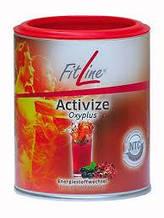 FitLine Activize Активайз Оксиплюс в банке, витаминное питание, Германия 175гр