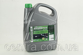 Антифриз G11 STANDART-40 LONG LIFE зеленый ( 4,5 кг.) 4802877305