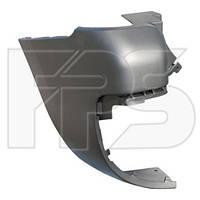 Задний угольник бампера правый Citroen Berlingo / Peugeot Partner 08- (FPS) Peugeot FP 2035 954