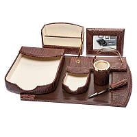 Набор настольный BST 400021 63*43 см коричнево-бежевый Данди