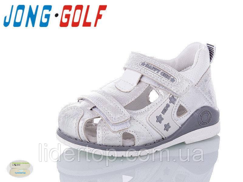 Босоножки Сандалии Девочка ТМ Jong.Golf Ортопед Каблук Томаса 24, 25, 26 р.