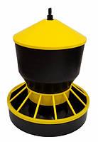 Кормушка бункерная для домашней птицы, 6 кг