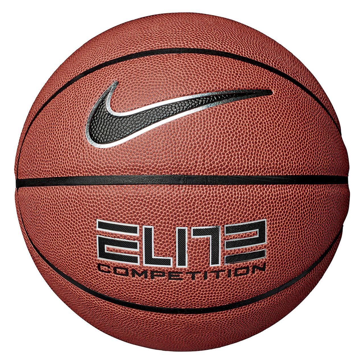 Мяч баскетбольный NIKE ELITE COMPETITION 2.0 size 7 (N.000.2644.855.07)