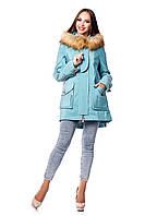 Куртка-парка утепленная на ватине Кэт р.42-50 цвет 571