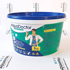 Флокулянт для басейну AquaDoctor FL | коагулянт в гранулах 5 кг
