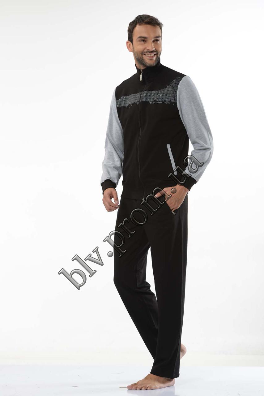 Мужские спортивные костюмы продажа интернет магазин недорого пр-во Турция FM14701 Black