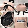 Молодіжний жіночий рюкзак, фото 7
