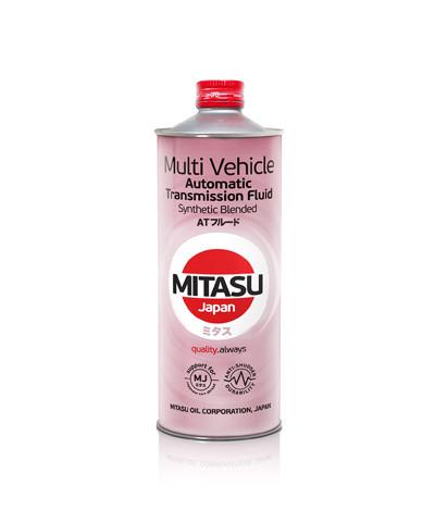 Жидкость для АКПП MITASU MULTI VECHICLE ATF 1L