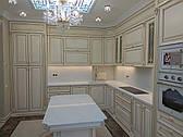 Стільниця, мийка, фартух, стіл з кварцового каменю Vicostone BQ8628