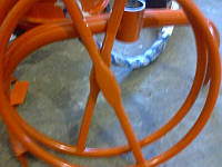 Руль к бетономешалке Limex